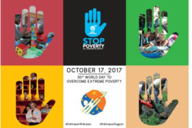 Stop Poverty by ATD Fourth World