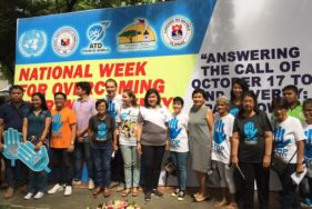 ATD Fourth World Philippines - October 17 International Day for Overcoming Poverty