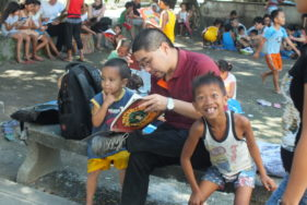 2018 Street Library NC, Paul - ATD Fourth World Philippines