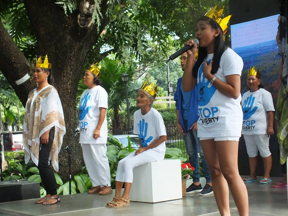 ATD Fourth World Philippines Youth Theater